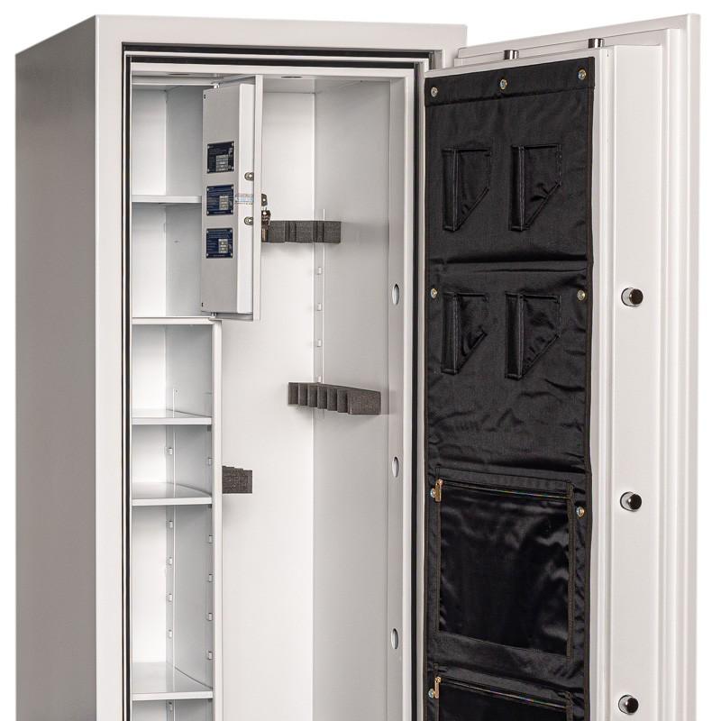 Cabinet for weapons Tytan 150 Gun White