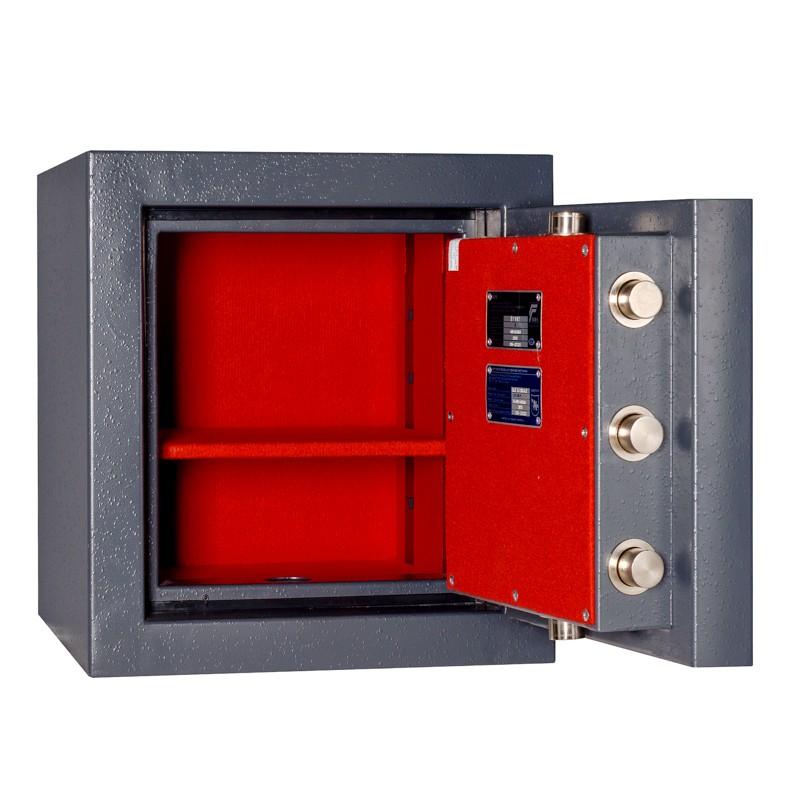 Fire and Burglar resistant safe CLE LUX ECBS II 50 KL + EL