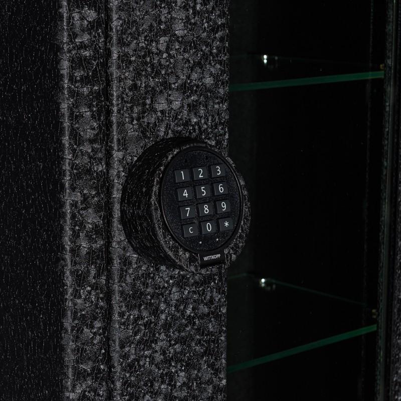 Safe gun cabinet Metalk Pancerglass Crocodile Premium Glass grade S1