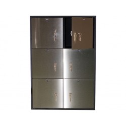 Deposit boxes VALBERG DB-6S