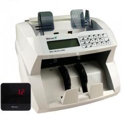 Liczarka banknotów Glover GC-16 UV/MG z wyświetlaczem zewnętrznym
