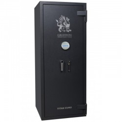 Weapon Cabinet CLE ECBS II 150 KL + EL GRAFIT