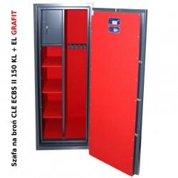 CLE ECBS II 150 KL + EL CREAM Weapons Cabinet
